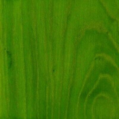 Wizart Colors Grass Green Wood Stain a professional water-based wood finish Dye