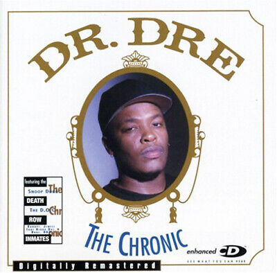 Dr. Dre - The Chronic (Clean Version) CD NEW