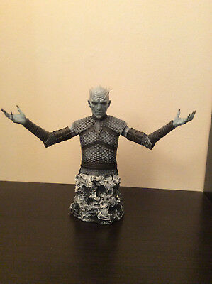 games of thrones the night king bust edition limitée 373/1250