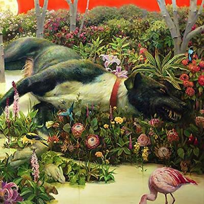 Rival Sons-Feral Roots Cd Nuevo