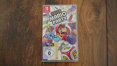 Super Mario Party - Nintendo Switch Spiel OVP - Wie neu