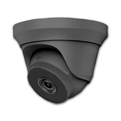 HiWatch 4MP Grey Dome Camera 40m IR With 2.8mm Lens