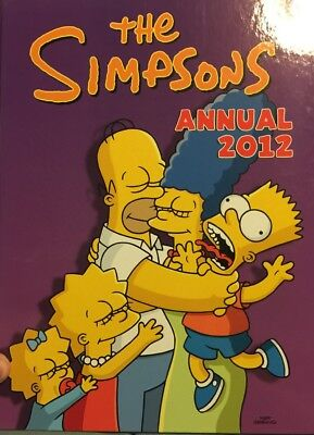 The Simpsons Annual 2012