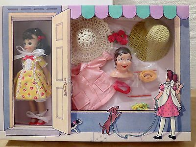 "TONNER Tiny Betsy McCall 8"" Doll ""MILLINERY SHOP ""NRFB w shipper"
