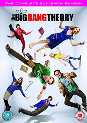 Big Bang Theory S11 DVD NUOVO