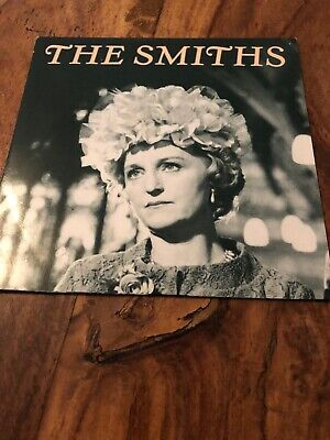 """The Smiths - I Started Something I Couldn't Finish 7"""" 45RPM Single RT198"""