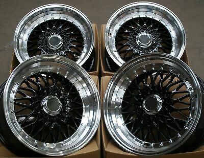 "ALLOY WHEELS X 4 16"" BP DARE RS FOR 4x100 ROVER SEAT SUZUKI VOLKSWAGEN MODELS"