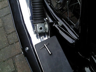 Gt750 Gt550 Gt380 Gt250 Gt185 Gt Re5 Footrest Hinge Pins Stainless