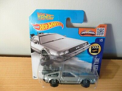 Hot Wheels Back To The Future, Delorean Time Machine Hover Mode, Screen Time