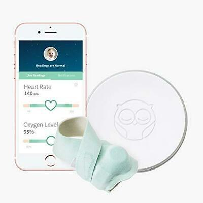 Owlet Smart Sock 2 Baby Monitor Pulse Oximetry Android IOS Compatible