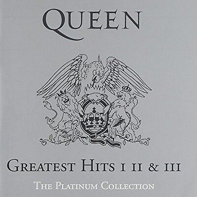 QUEEN - Greatest Hits I, II & III - The Platinum Collection - NEW 3 CD Box Set