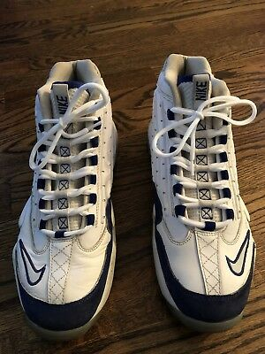 NIKE MAX AIR 395917 010 G6 Ken Griffey Jr 2009 Baseball High Top ... 95d21b25a