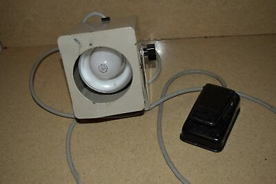 S&s X-Ray Products X-Ray Film Illuminator W/ Foot Pedal