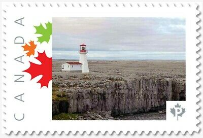 LIGHTHOUSE = CAPE NORMAN = NFLD =Picture Postage MNH-VF Canada 2019 [p19-02sn04]