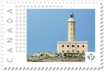 LIGHTHOUSE = VIESTE = ITALY = Picture Postage MNH-VF Canada 2019 [p19-02sn05]