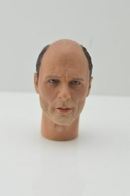 """Ed Harris Enemy at the Gates 1/6 scale Head For 12"""" HOT TOYS figure toy"""