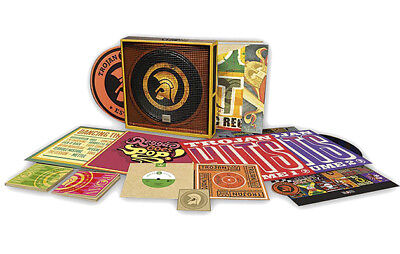 """Trojan Records - DELUXE 4LP+6CD+2x7"""" - SEALED Box Set - Various Artists - EXTRAS"""