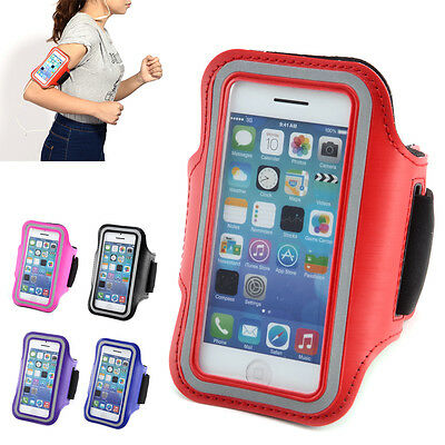 HOUSSE COQUE ETUI BRASSARD SPORT GYM JOGGING POUR IPHONE 4S 5 5S Armband Case