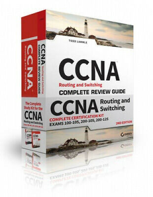 CCNA Routing and Switching Complete Certification Kit: Exams 100 - 105, 200 -