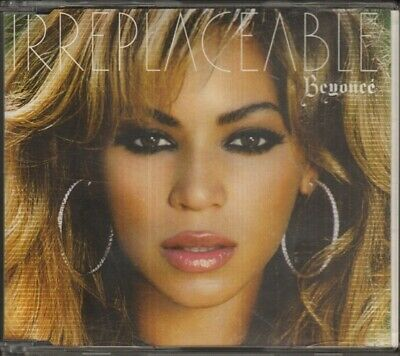 BEYONCE Irreplaceable  CD 2 Tracks, Irreplaceable-Album Version/Ring The Alarm-F