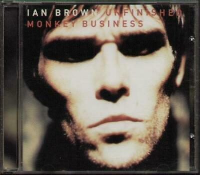 STONE ROSES -IAN BROWN Unfinished Monkey Business  CD 12 Track Album