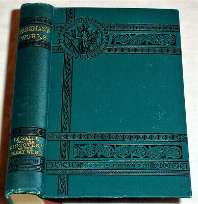 1886 Exploration of AMERICAN WEST in 1600s Sioux INDIANS Texas Mississippi MAPS