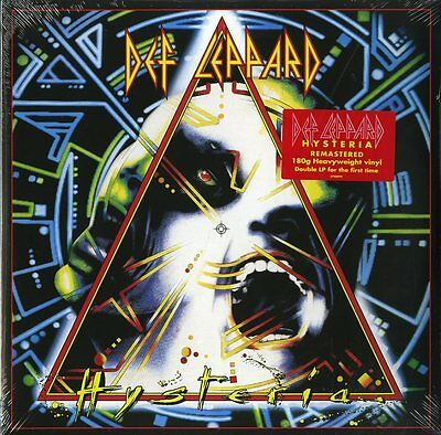 Def Leppard Hysteria Double Light Switch Cover Plate Home Decor