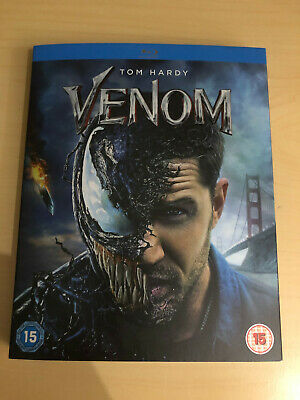 Venom Blu Ray, As new condition