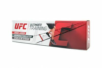 UFC Speed Agility Ladder 4.5m Football MMA Boxing Exercise Fitness Speed Ladder