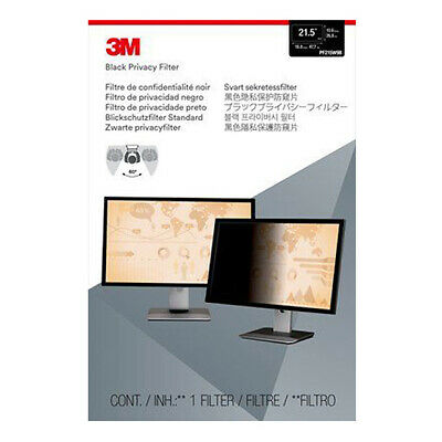 """3M Privacy Filter for 21.5"""" Widescreen Monitor (PF215W9B)"""