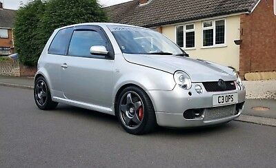 Silver Lupo Gti 1.8T 20V Bam Forged Engine 290 Bhp Modified Golf Polo Ibiza
