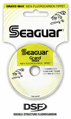 SEAGUAR GRAND MAX FX #1 0.165mm//1.80kg -60m FLUOROCARBON 100/% from Japan