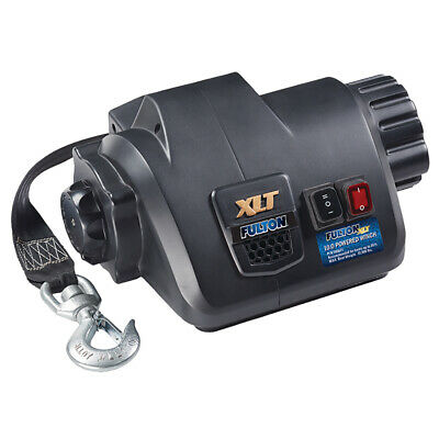 Fulton XLT 10.0 Powered Marine Winch w/Remote f/Boats up to 26' 500621