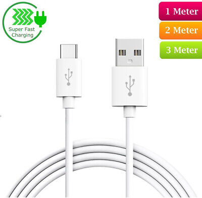 For Samsung Galaxy S8/S9 PLUS NOTE Type C USB-C Sync Charger Fast Charging Cable