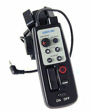 eBenk LANC Zoom Controller Remote for Tripods Made for Canon & Sony Cameras