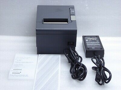EPSON TM-T88IV Business Thermal Printer M129H W/ Power Supply