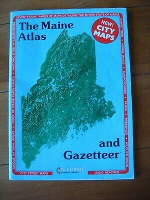 indiana atlas gazetteer delorme atlas gazetteer
