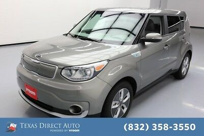 2017 KIA Soul EV Texas Direct Auto 2017 EV Used Automatic FWD Hatchback