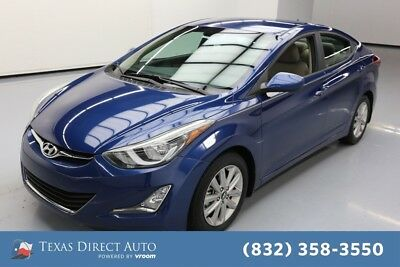 2016 Hyundai Elantra SE Texas Direct Auto 2016 SE Used 1.8L I4 16V Automatic FWD Sedan Premium