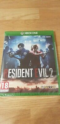 2019 - Resident Evil 2 New & Factory Sealed on Xbox One