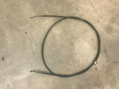 Kenworth W900A A-model Cab Vent Water Valve Control Cable C500