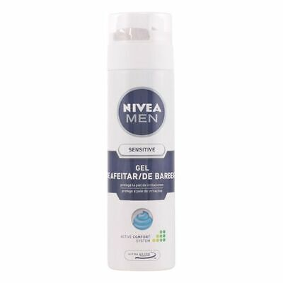 Gel da Barba Men Sensitive Nivea Capacità 200 ml