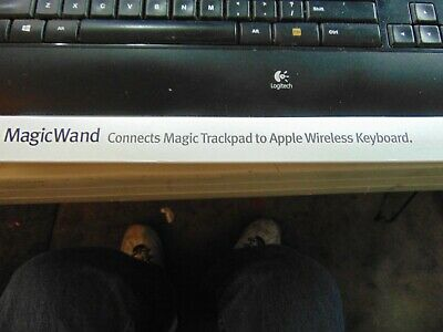 Twelve South Magic Wand - TI Balance Connects Apple Keyboard & Magic Trackpad