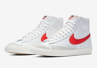 finest selection 4b100 438fe Nike Blazer Mid Vintage 77 red in EU 47,5 US 13
