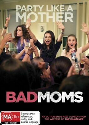 Bad Moms : NEW DVD