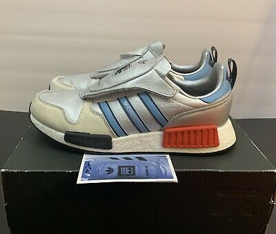 Adidas Originals Micropacer X R1 Boost Never Made Pack Lifestyle Run Mens  Size 9 7adaad24f