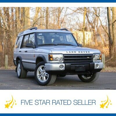2004 Land Rover Discovery SE Diff Lock Low 72K mi Serviced California CARFAX! 2004 Land Rover Discovery SE Diff Lock Low 72K mi Serviced California CARFAX!