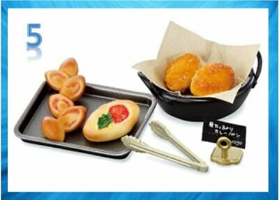 New! Re-ment Miniature Japanese Bakery Petit Set rement Bread & Cake No.05