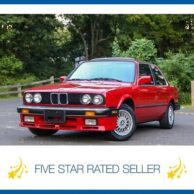 1987 BMW 3-Series E30 Coupe 2DR 1 Owner Florida Collectible 74k 1987 BMW 325iS E30 Coupe 2DR 1 Owner Florida Collectible 74k Super Low Miles!