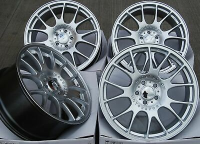 """18 """" Ch Cerf Rtc Roues Alliage pour VW Caddy Eos Golf Passat Scirocco Sharan"""